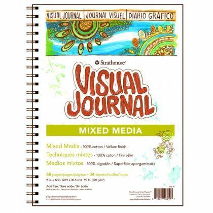 Strathmore Visual Journal Mixed Media