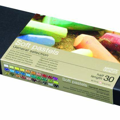 Rembrandt Soft Pastels 30 halve
