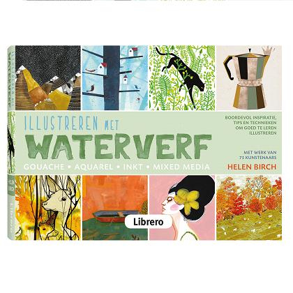 Illustreren met waterverf