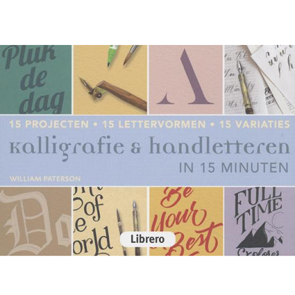 Kalligrafie en handletteren