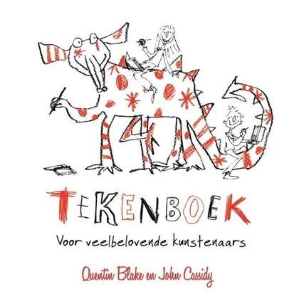 tekenboek voor de veelbelovende kunstenaar
