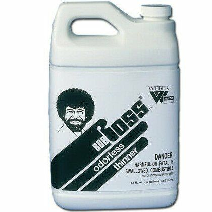 Bob Ross Odorless Thinner
