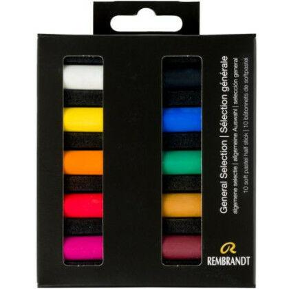 Rembrandt Soft Pastels -algemene selectie