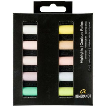 Rembrandt Soft Pastels - accent kleuren
