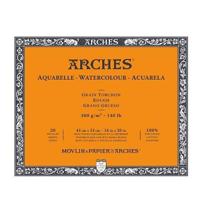 Arches aquarelblok 26x36cm