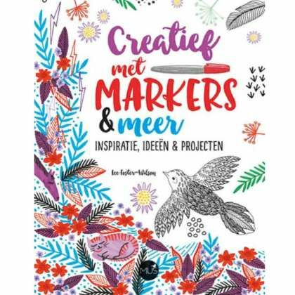 Creatief met markers